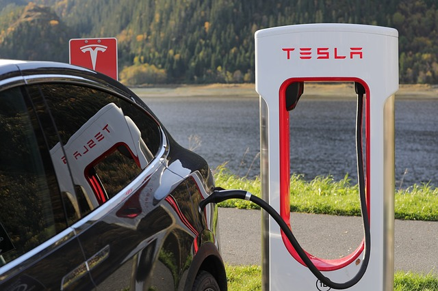 Le Succès de la Tesla